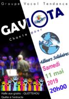 concert pour AILLEURS SOLIDAIRES le 11 mai @ Halle aux grains | Quettehou | Normandie | France